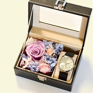 CLAIRE克莱尔创意永生花表盒MAGIC TIME 情人节礼物