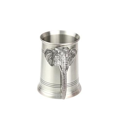 吉象锡杯水杯商务礼品