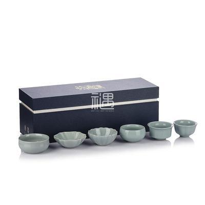 春华六君子六杯组茶具套装商务礼品